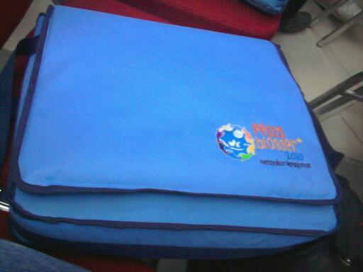 #pb2010 Goodie Bag