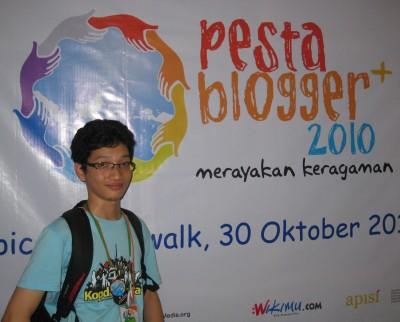 Me at #pb2010