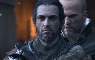 Assassin's Creed: Revelations. Master Assassin Ezio Auditore