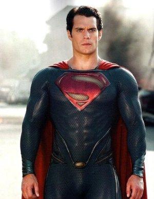 Henry Cavill - Man of Steel