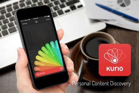 Kurio, Your Personal Content Discovery App